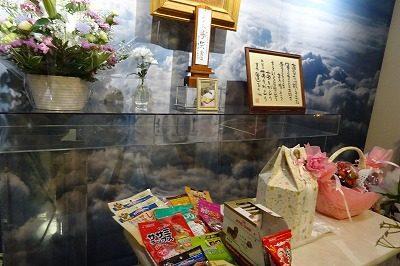 2019.5.22 黒﨑様歩笑ちゃん 個別供養4