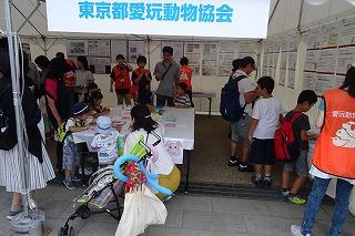 2019.9.14 中央行事フェスティバル東京都愛玩動物協会5