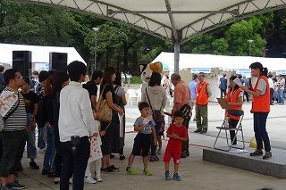 2019.9.14 中央行事フェスティバル 動物クイズ6
