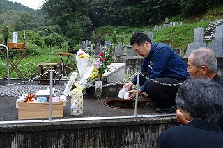 2019.9.21 JKC動物霊園慰霊祭20