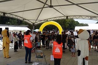 2019.9.14 中央行事フェスティバル 動物クイズ4