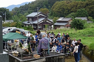 2019.9.21 JKC動物霊園慰霊祭16