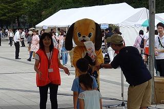 2019.9.14 中央行事フェスティバル 動物クイズ9