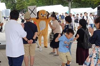 2019.9.14 中央行事フェスティバル 動物クイズ8