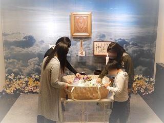 ご家族様だけのお別れ|福井ペット火葬ペット葬儀社おおぞら