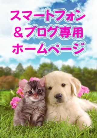 スマートフォン&ブログホームページ|福井ペット火葬ペット葬儀社おおぞら